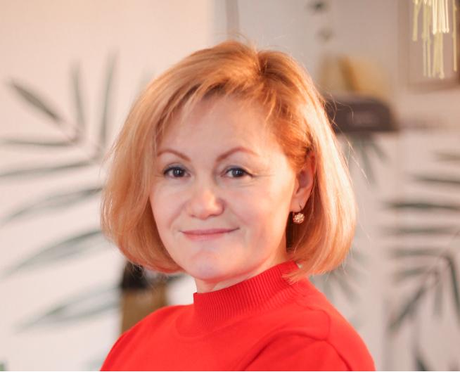 Светлана Хисматуллина