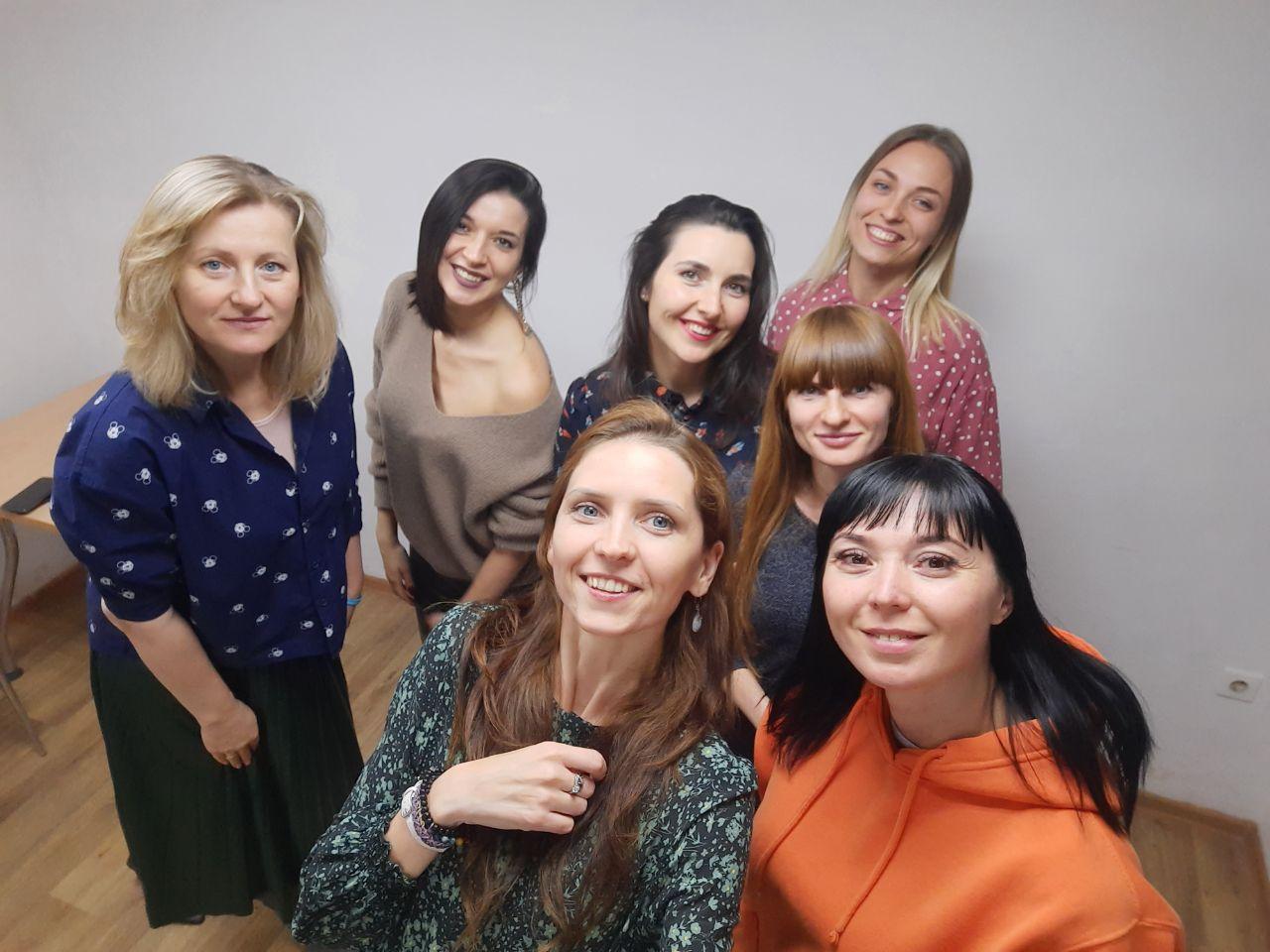Совместное фото после встречи в Волгограде